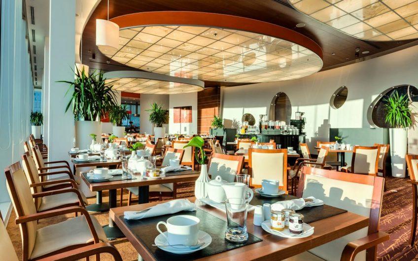 מלון אינטרקונטיננטל ורשה פולין