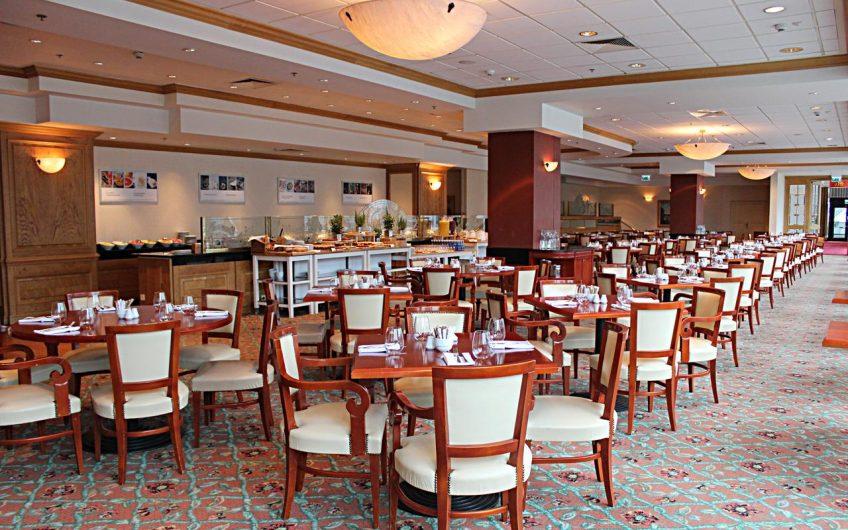 מלון מריוט ורשה Warsaw Marriott Hotel