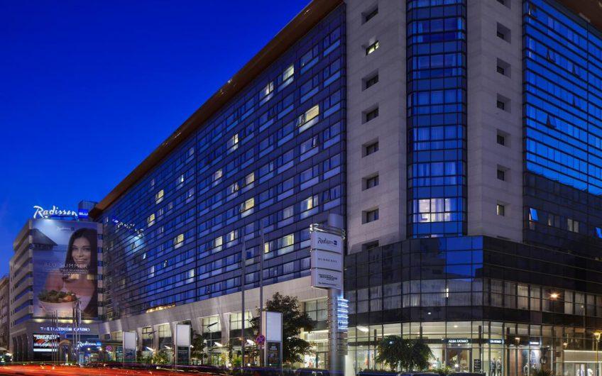 מלון רדיסון בלו בוקרשט