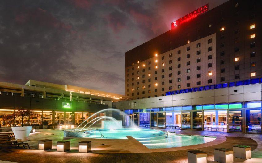 מלון רמדה פלאזה בוקרשט Ramada Plaza Bucharest