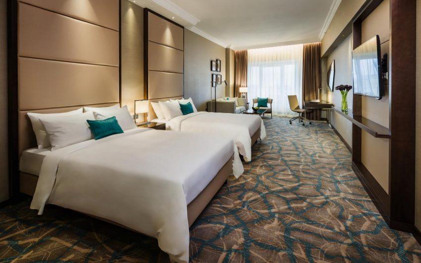 מלון מריוט בוקרשט גרנד הוטל  JW Marriott Bucharest Grand Hotel