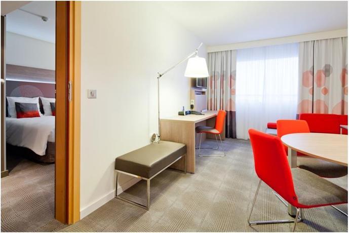 מלון נובוטל ורשה פולין