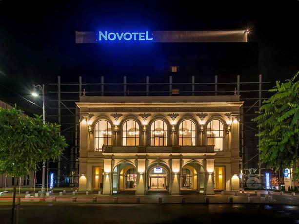מלון נובטל בוקרשט סיטי סנטר Novotel Bucharest City Centre