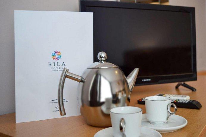 מלון רילה סופיה בולגריה Rila Hotel Sofia