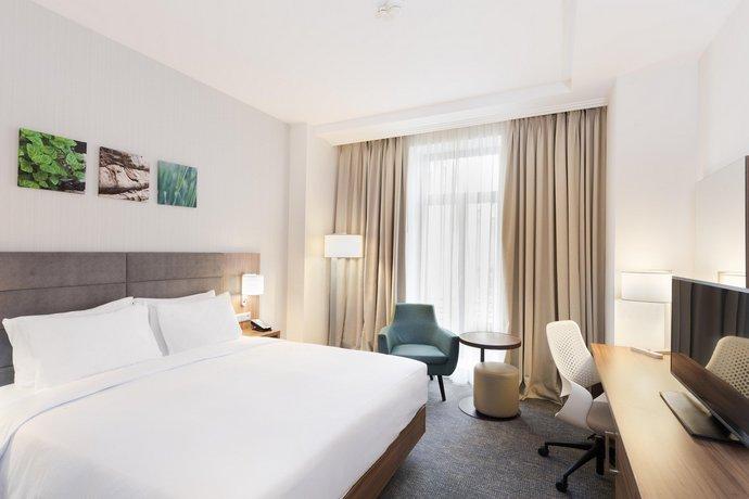 מלון הילטון גארדן אין בוקרשט Hilton Garden Inn Bucharest