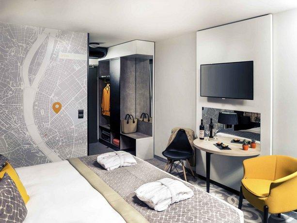 מלון מרקיור בודפשט