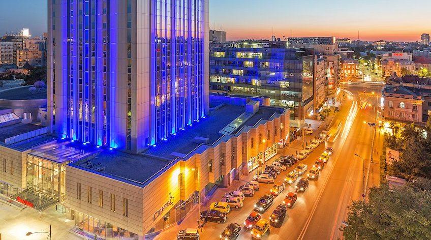 מלון שרתון בוקרשט Sheraton Bucharest Hotel
