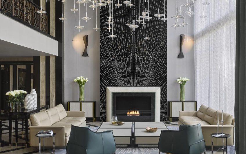 מלון אינטרקונטיננטל סופיה  InterContinental Sofia