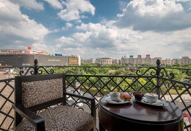 Europa Royale Bucharest מלון אירופה רויאל בוקרשט