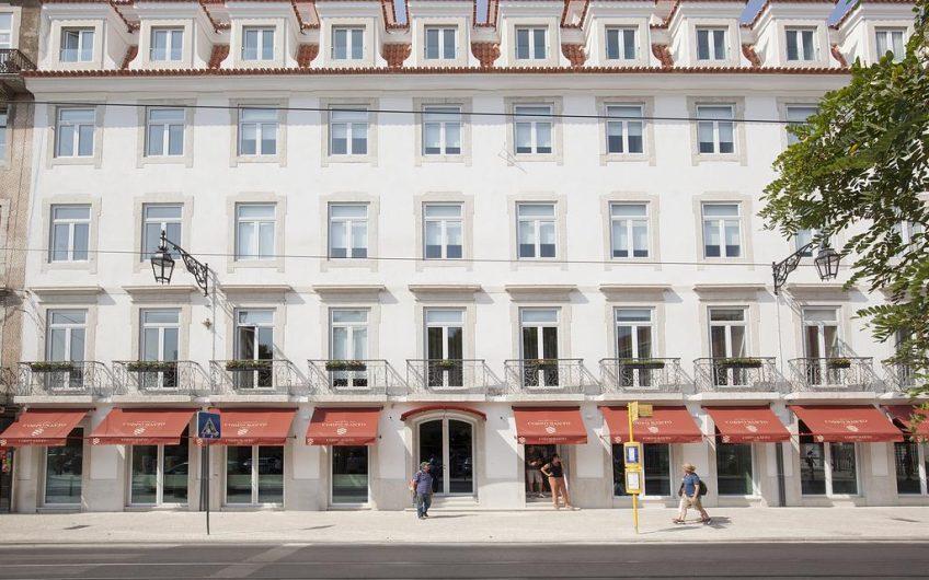 מלון קורפו סנטו ליסבון Corpo Santo Lisbon Historical Hotel