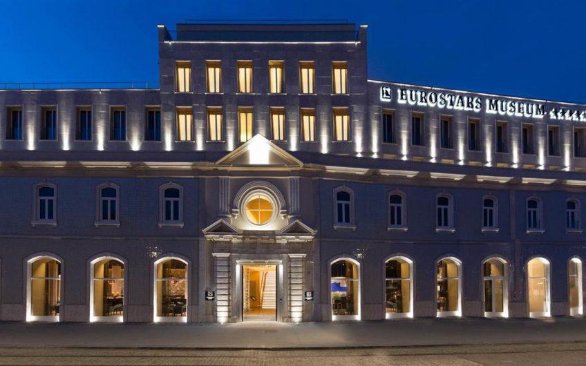 מלון יורוסטארס מיוזיאום ליסבון Eurostars Museum