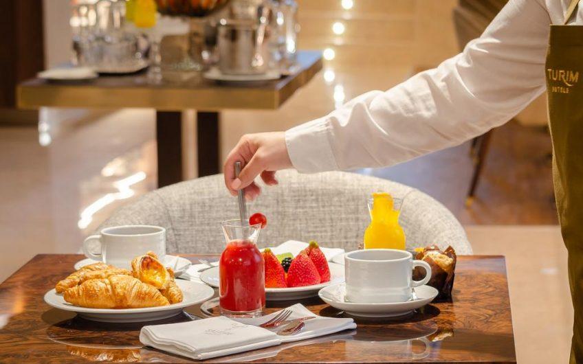 מלון טורים בולווארד ליסבון TURIM Boulevard Hotel