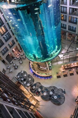 מלון רדיסון בלו ברלין Radisson Blu Hotel, Berlin