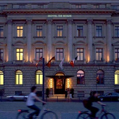 מלון דה רומא Hotel De Rome Berlin