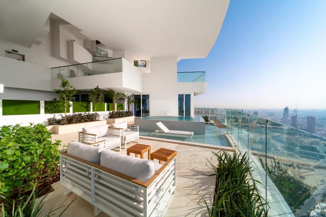 מלון פייב ג׳ומיירה ווילאג׳ דובאי Five Jumeirah Village